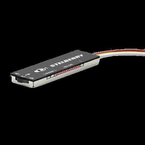 Цифровой микрофон с регулировкой параметров Stelberry M-80